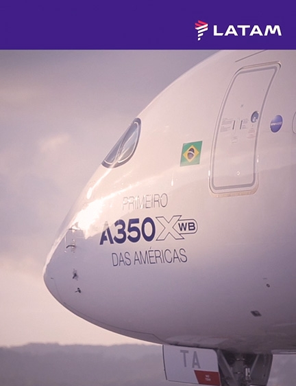 LATAM – A350