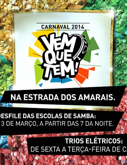 CARNAVAL CAMPINAS 2014